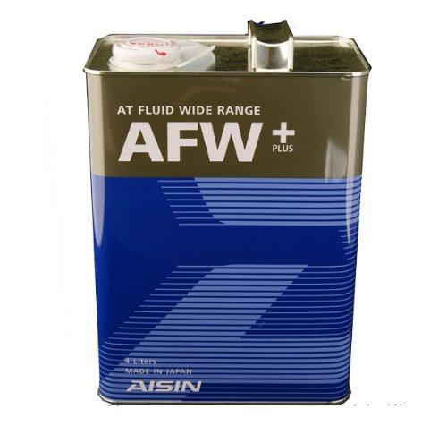 ☆アイシン製 ATFワイドレンジ AFW+(ATF6004) 4L缶▼
