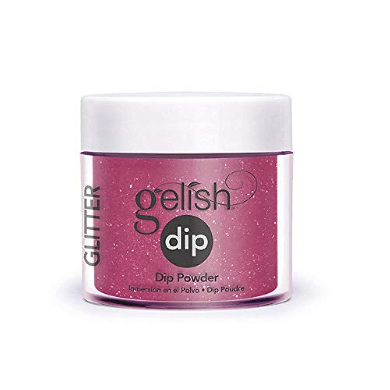 影響を受けやすいですのぞき穴アジテーションHarmony Gelish - Acrylic Dip Powder - High Voltage - 23g / 0.8oz