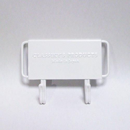 RoomClip商品情報 - 倉敷意匠計画室 マグネット2連フック