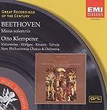 ベートーヴェン:荘厳ミサ曲
