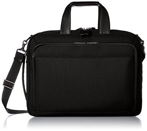 [エースジーン] ace.GENE ビジネスバッグ EVL3.0 42cm B4 2気室 PC・タブレット収納 セットアップ エキスパンダブル 59524 01 (ブラック)