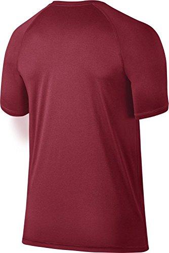 (ジョーダン) Jordan ウェア Tシャツ Jordan 23 Pro S/S Top G.Red/Blk バスケットボール ランニング トレーニング M