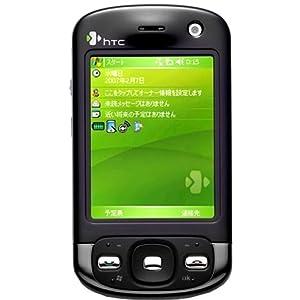 HTC SIMロックフリー・スマートホン P3600 ブラック P3600BK