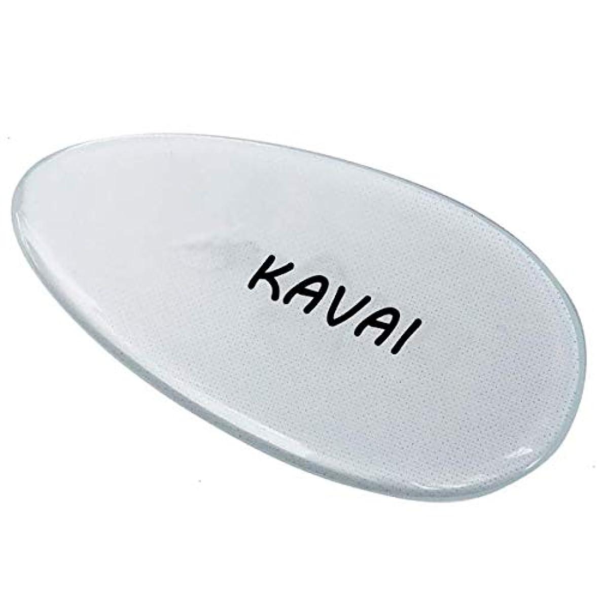 はっきりとハンカチ代表団Kavai かかと削り, かかと 角質取り ガラス, ガラス製かかとやすり 足 かかと削り かかと削り かかと磨き ガラス製 爪やすり (かかと削り)