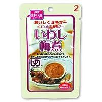 ホリカフーズ FFKおいしくミキサー「いわし梅煮」×10個セット