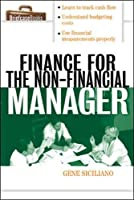 Finance for Non-Financial Managers (Briefcase Books)