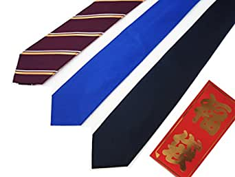 (ツサカテーラー) TsusakaTailor福袋 メンズ 紳士 ネクタイ 3点 セット 日本製