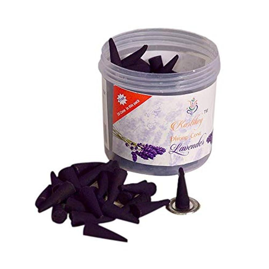 磁気所有者成功するDHOOP Cone (Lavender)