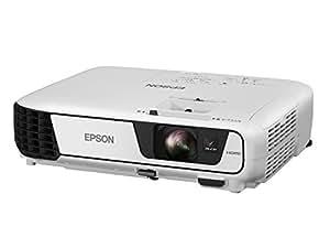 EPSON プロジェクター EB-X31 3200lm XGA 2.4kg