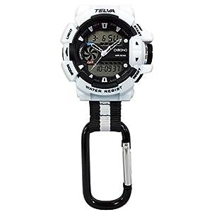 CREPHA 腕時計 ホワイト サイズ:約5.45×5.2×2cm