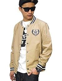(エコーアンリミテッド)Ecko Unltd スタジャン メンズ スタジアムジャンパー メンズ ジャケット 2カラー LEAQUE JACKET
