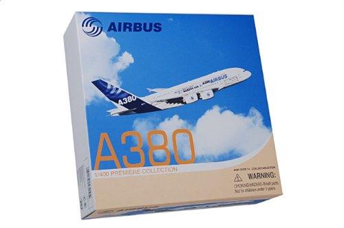 1:400 ドラゴンモデルズ 56210 エアバス A380-800 ダイキャスト モデル エアバス インダストリ F-WWDD【並行輸入品】