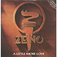 A little more love (1986) / Vinyl single [Vinyl-Single 7'']