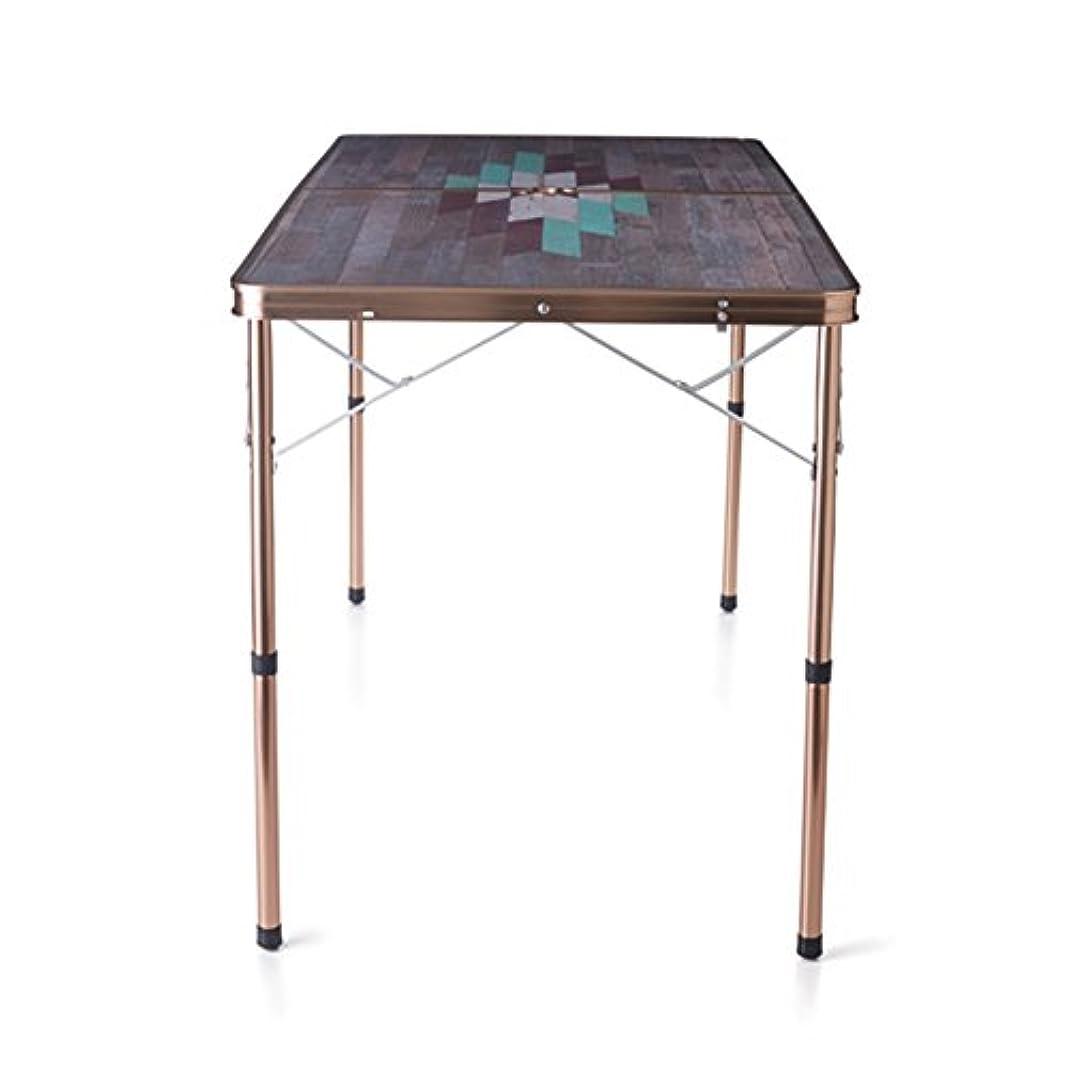 フォーク動的墓地コールマン(Coleman) テーブル IL リビングテーブル 120 プラス モザイクウッド 2000032521