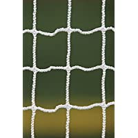 Brine Collegiate Lacrosse Net-Hi-Extension Polyester Knotless 1.5-Inch Mesh-6 x 6 x 7-Feet 3.0-mm Black 300LPNB BK OSZ