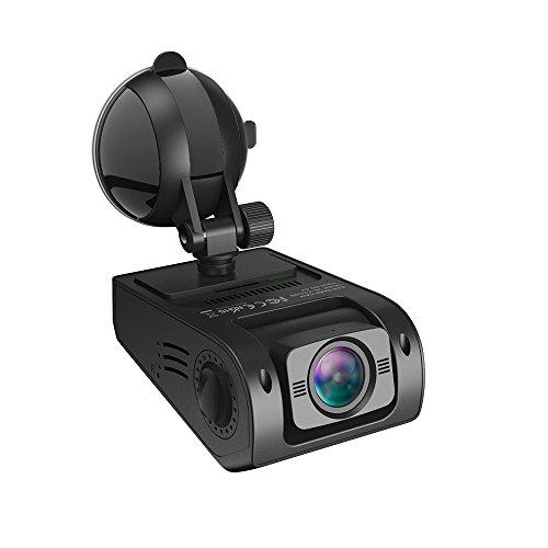VAVA ドライブレコーダー 車載カメラ 高解像度1080P 30fps 160度広角レンズ WDR逆行補正 暗視機能ループ録画 デュアルUSB 充電チャージャー付 VA-CD008