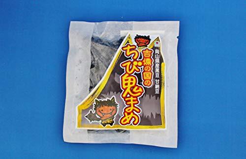 岡山県産黒豆使用 甘納豆 ちび鬼まめ 100g