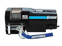 Superwinch s5000トレーラーウインチ(104176)