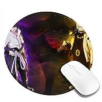 ナルト 円型マウスパッド ゲーミング 防水
