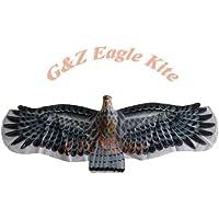 3d Black Eagle Kite ( Medium ) – Chinese Silk Kites