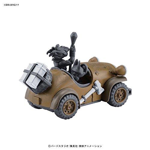 メカコレクション ドラゴンボール 5巻 ヤムチャのマイティマウス号 プラモデル