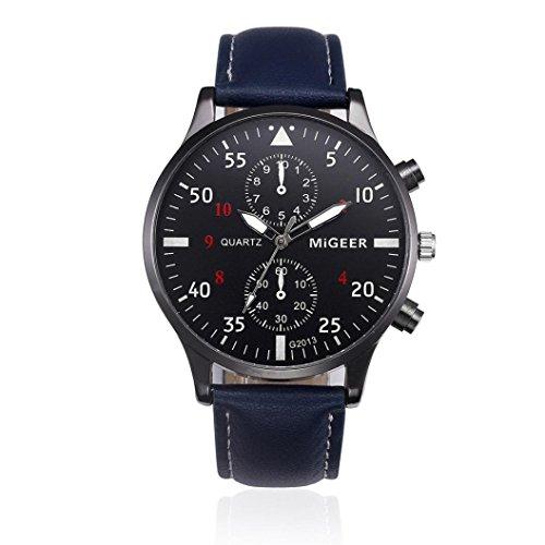 3色 クラシック 腕時計 メンズ ウォッチ 男の子 時計 ビ...