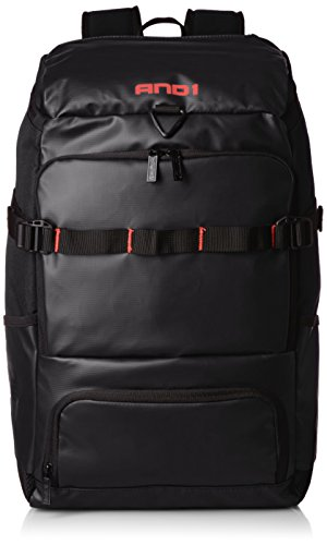 [アンドワン] AND1 バックパックNEW SCHOOL BACKPACK S730598708 BLACK (BLACK)