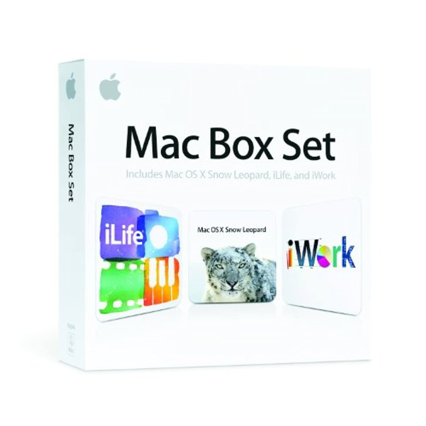 広々分配します類似性Mac Box Set マックボックスセット MC681E/A ファミリーパック ( 輸入品 )