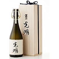 限定品 楯野川 純米大吟醸 光明(こうみょう) 720ml 山形県 楯の川酒造 日本酒