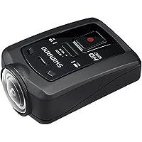 【国内正規品】SHIMANO スポーツカメラ CM-1100   2.7K ANT+センサー連動 走行データリンク撮影 防水 IPX8