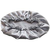 アンミダ(ANMIDA)シルク100%ナイトキャップ  天然シルク ナイトキャップ ヘアーキャップ メンズ レディース 美髪 就寝用帽子 室内帽子 通気性抜群