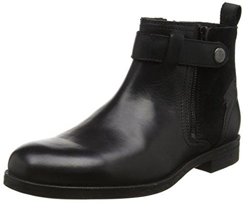 [クラークス] ブーツ メンズ ブロックトンミッド Mens Brocton Mid(FW16) Black Leather(ブラックレザー/8)