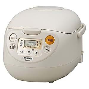 象印 炊飯器 マイコン式 5.5合 ベージュ NS-WB10-CA