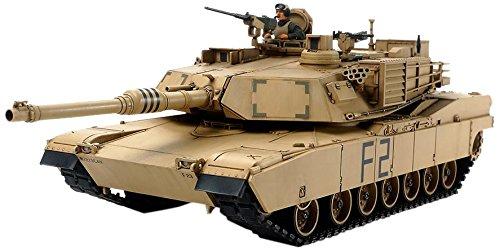タミヤ 1/48 ミリタリーミニチュアシリーズ No.92 アメリカ軍 M1A2 エイブラムス戦車