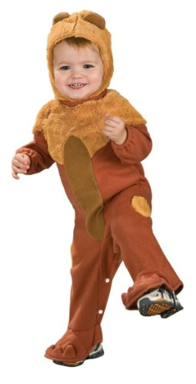 松の木役職排出Wizard of Oz Cowardly Lion Infant Costume オズ臆病ライオン幼児用コスチュームのウィザード サイズ:6-12 Months