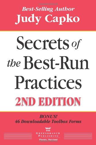 Download Secrets of the Best-Run Practices 0981473881