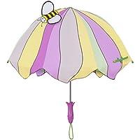 Kidorable Kids Lotus Umbrella, Pink, One Size