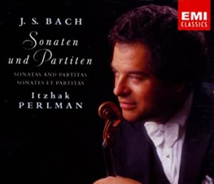 Bach: Sonnatas & Partitas