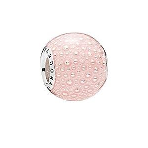 [パンドラ] PANDORA Pink Enchantment チャーム (シルバー) 797091EN160