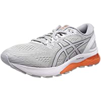ASICS Australia Gel-Nimbus 21 Men's Running Shoe, Mid Grey/White