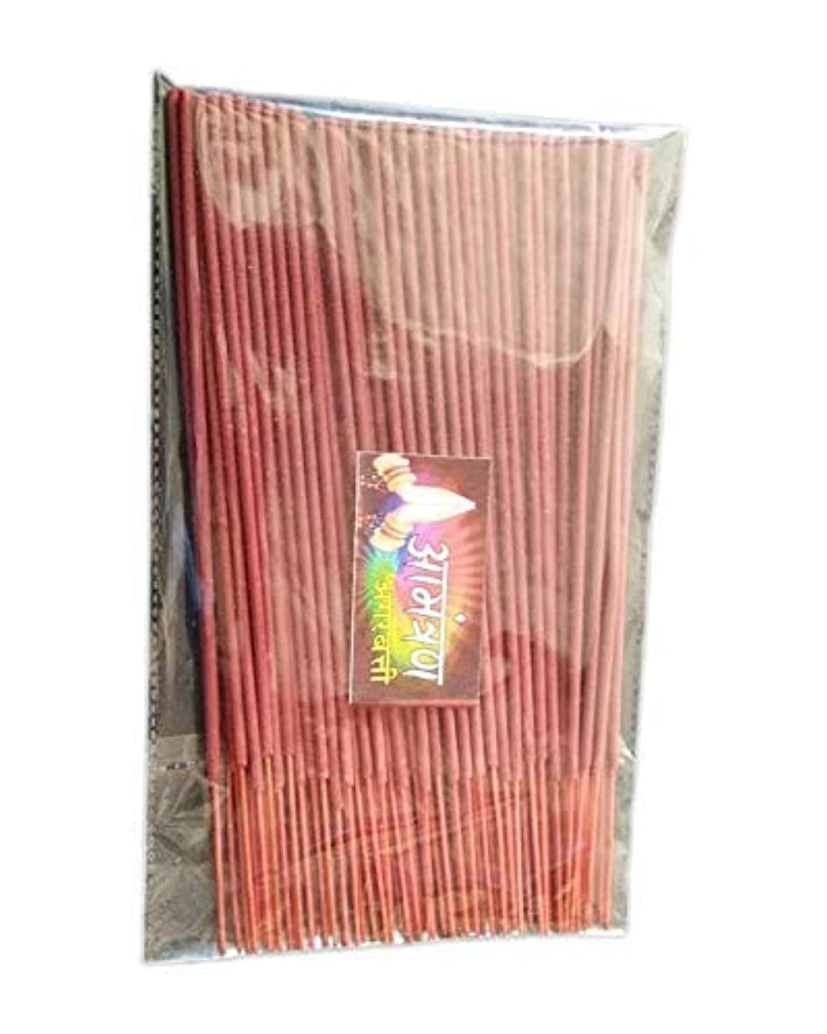乳白色高揚した歌Darshan Amantran Incense Sticks/Agarbatti (500 GM Pack)