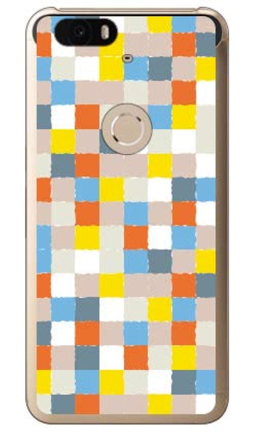 まさにエンゲージメント小道具[Nexus 6P H1512/SoftBank専用] Coverfull スマートフォンケース Cf LTD パターン-54 (クリア) SHWN6P-PCNT-152-MNH3