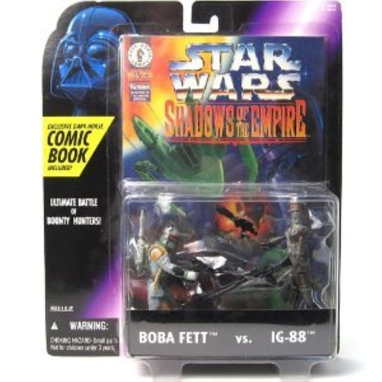 Boba Fett vs. IG-88 Shadows of the Empire(並行輸入)