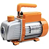 BACOENG 3 CFM 1 Stage Vacuum Pump 240V AU Plug for Air Conditioning HVAC, Degassing Casting Resins, Silicones