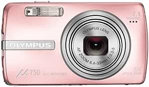 OLYMPUS デジタルカメラ μ750 アイスピンク (限定生産品) μ750PNK