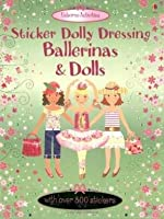 Dolls and Ballerinas by Fiona Watt(2018-12-31)