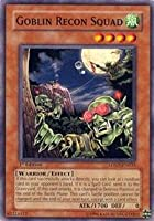 Yu-Gi-Oh! - Goblin Recon Squad (LODT-EN033) - Light of Destruction - 1st Edition - Common