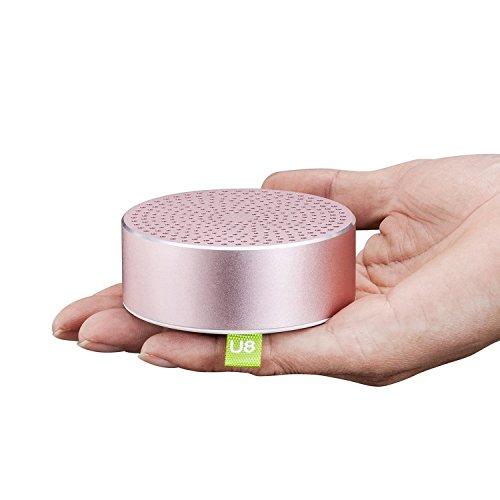Bluetoothスピーカー Benazcap 高音質 ポータブル ワイヤレススピーカー 内蔵マイク搭載bluetooth4 mini iphone/ipad/Samsung/tcなど対応(ローズガーデン)