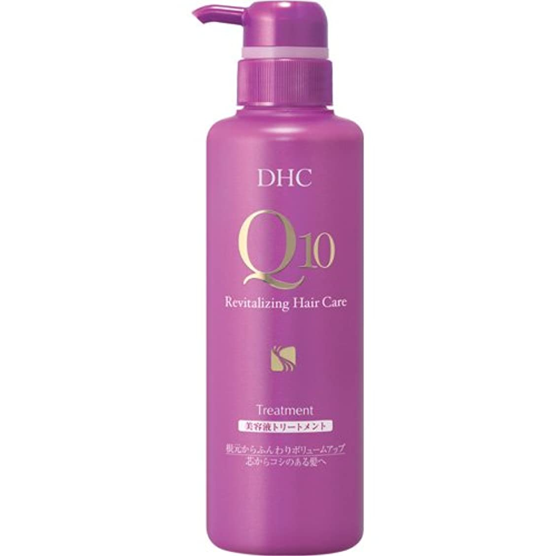 アジャ毛細血管素敵なDHC Q10美容液 トリートメント (SS)  330ml