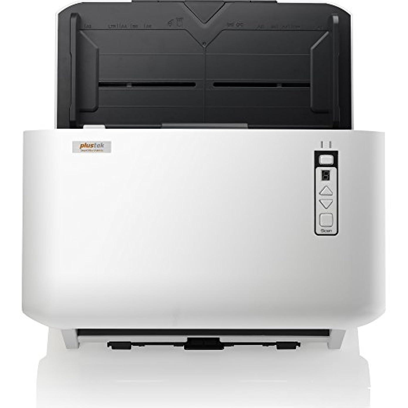 ますます空洞Plustek SmartOffice SC8016U